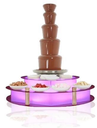 fuentes de chocolate para bodas alma de chocolate blog mi boda gratis