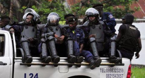 """Résultat de recherche d'images pour """"police guinéenne"""""""