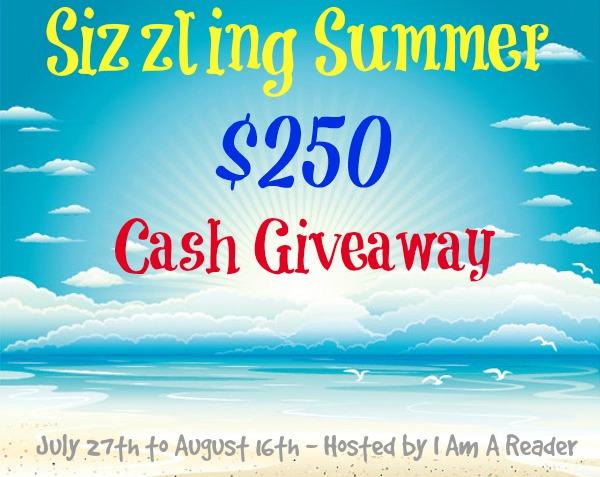 SIZZLING SUMMER CASH GIVEAWAY