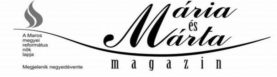 Mária és Márta Magazin