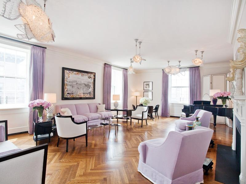 COCOCOZY: SEE THIS HOUSE: SWIMMING IN A $30 MILLION PARK AVENUE PAD!