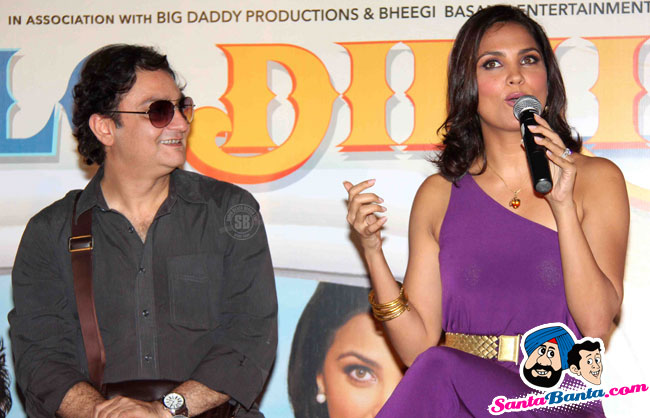 Chalo Dilli Film Launch photo