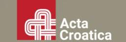 Acta Croatica