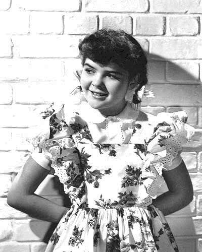 darla hood of the little rascals � eve out of the garden