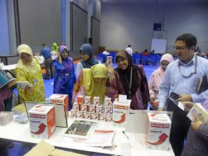 Tongakat Ali Nu-Prep 100 Bersama Petronas KLCC