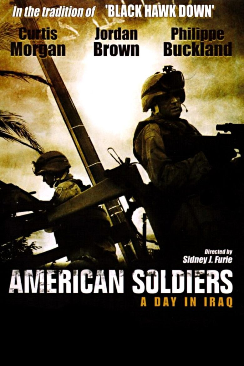 American Soldiers (2005) ταινιες online seires oipeirates greek subs