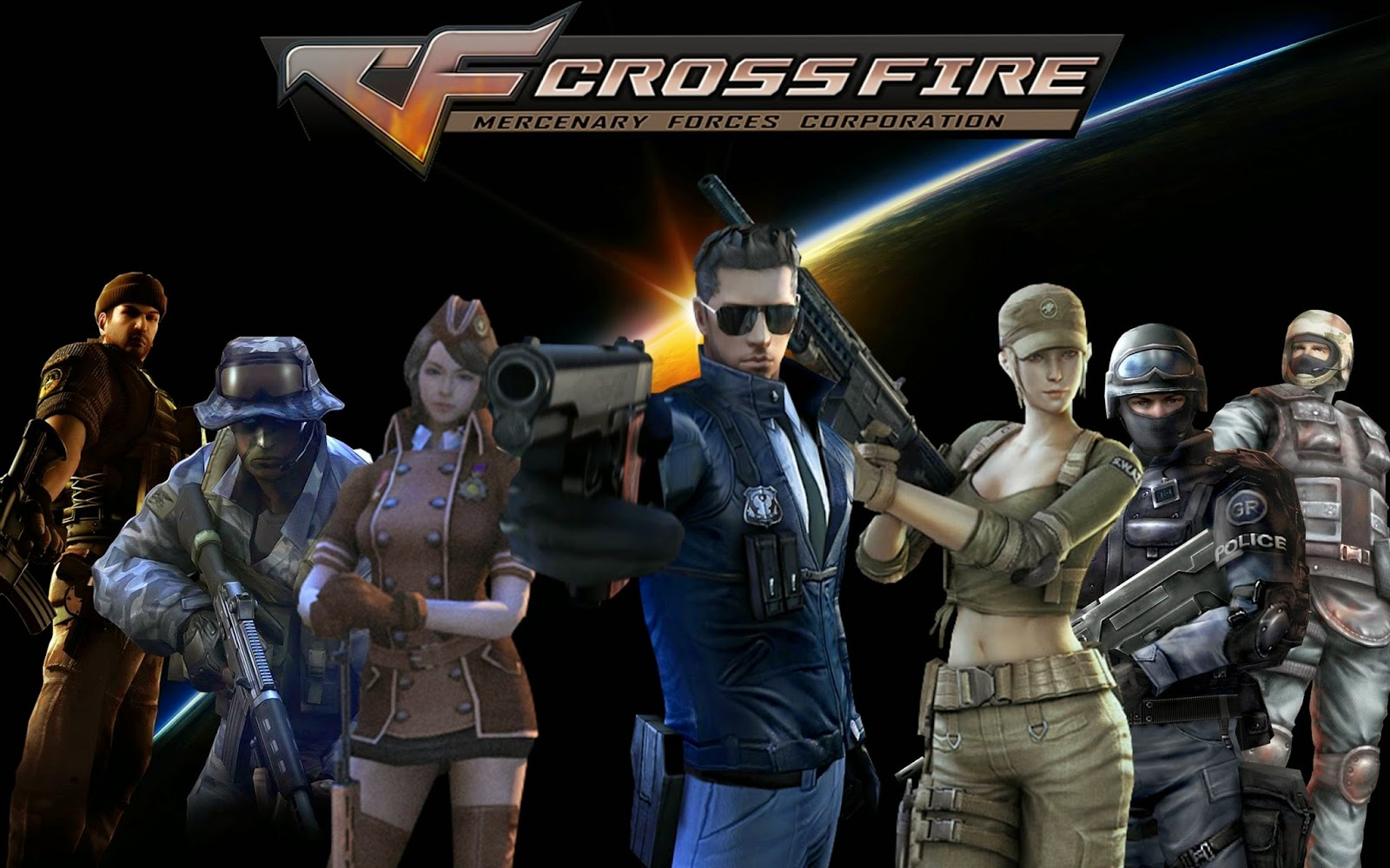 Cross Fire e LoL direto na Windows 10 Store