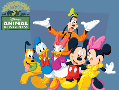 Disney animals mickey mouse and friends