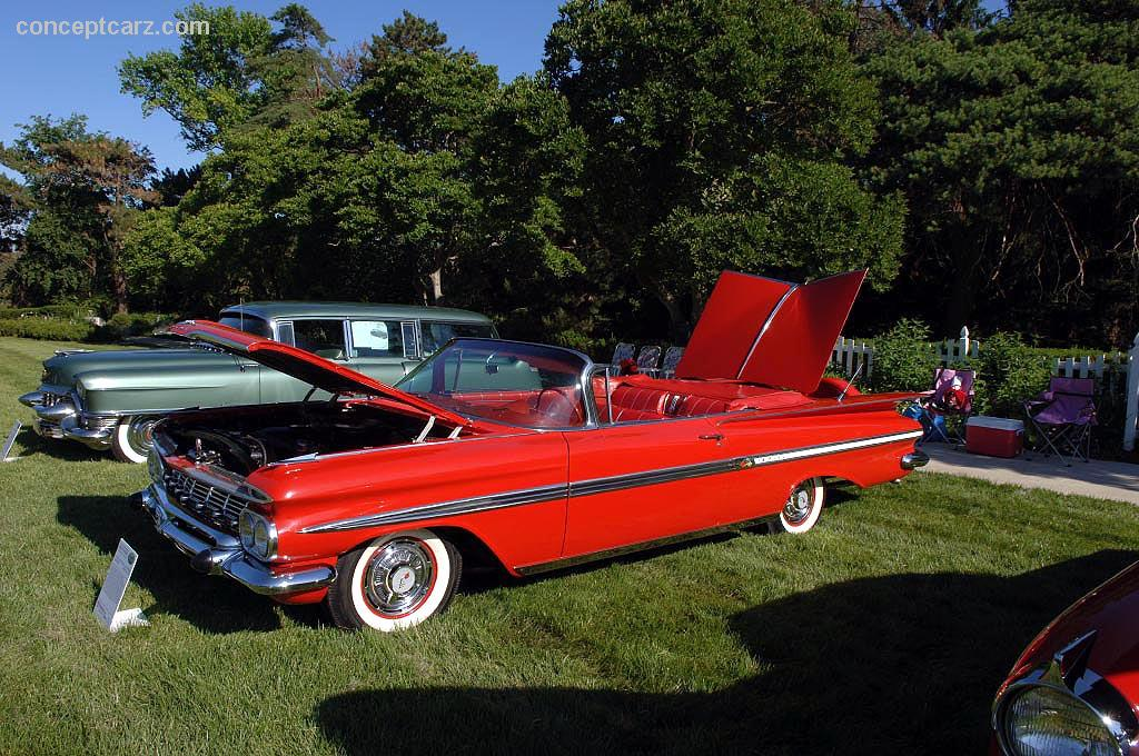 Amazing 1959 Chevy hardtop coupes , Just Share
