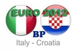 Goll-Pertandingan-Italia-vs-Kroasia 1-1 EURO-2012