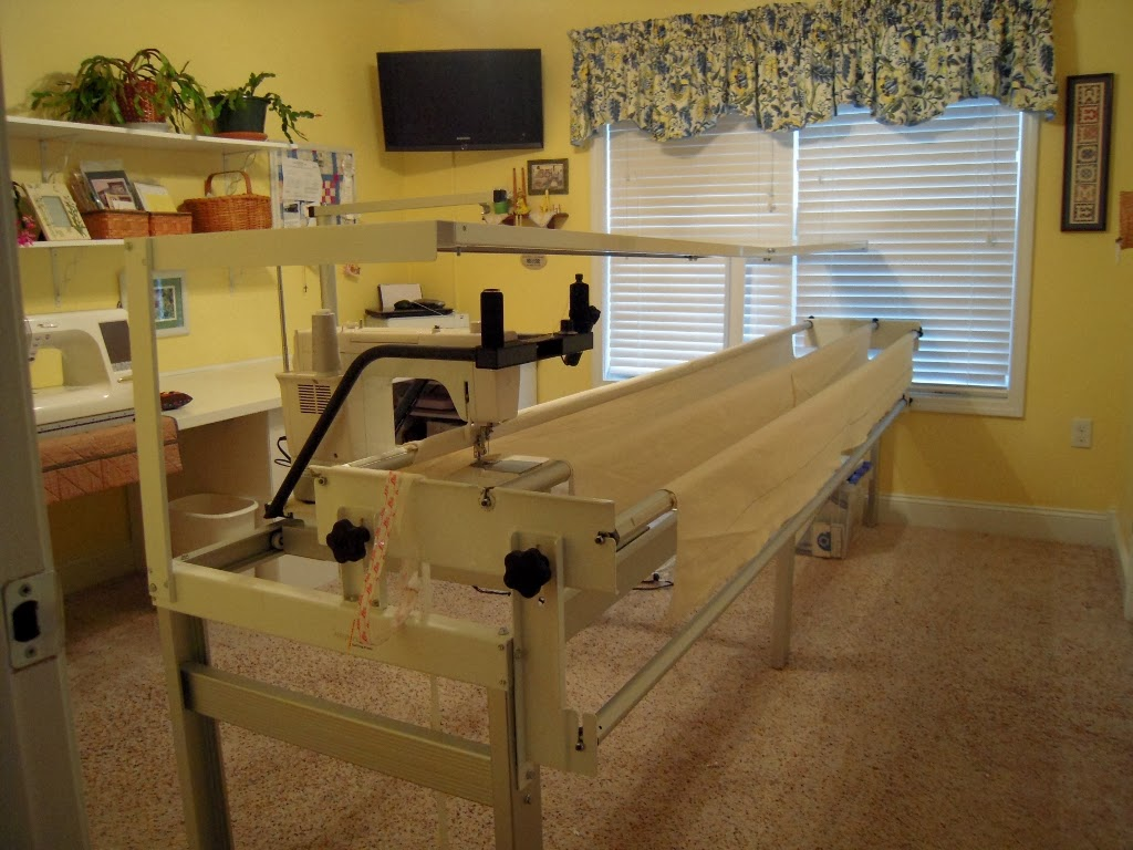 Sew Southern Quilts: Mega Quilter Husqvarna and Inspira frame $625 ... : inspira quilting frame - Adamdwight.com
