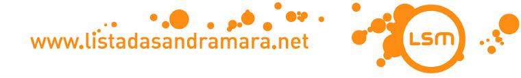 Lista da Sandra Mara