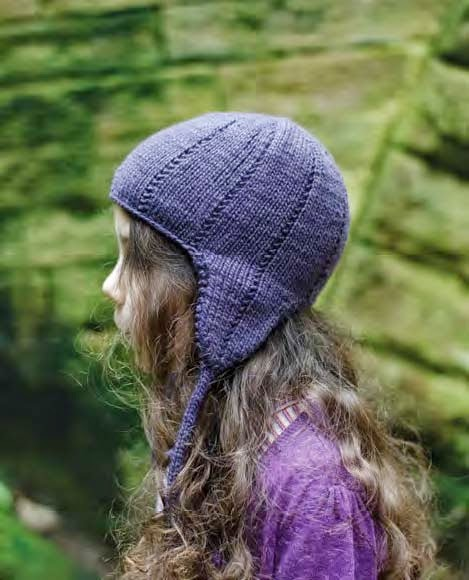 Rainton hat pattern by Katya Frankel