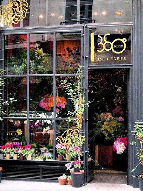 florist storefront