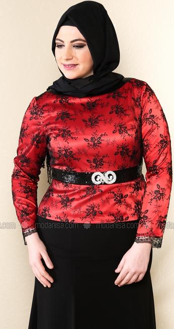 Model Baju Batik Muslim Big Size Terbaik 2015