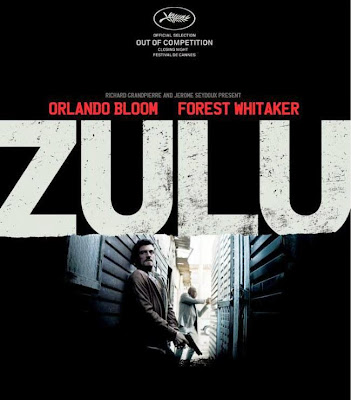 Poster Of Zulu (2013) In Hindi English Dual Audio 300MB Compressed Small Size Pc Movie Free Download Only At world4free.cc