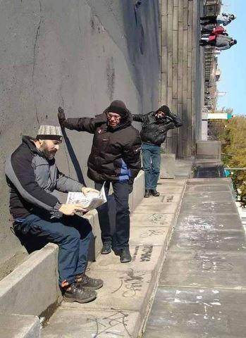 5d3a.com-موقع-خدع-بصري -optical-illusion-النظر الى الهاوية - فن زاوية التصوير