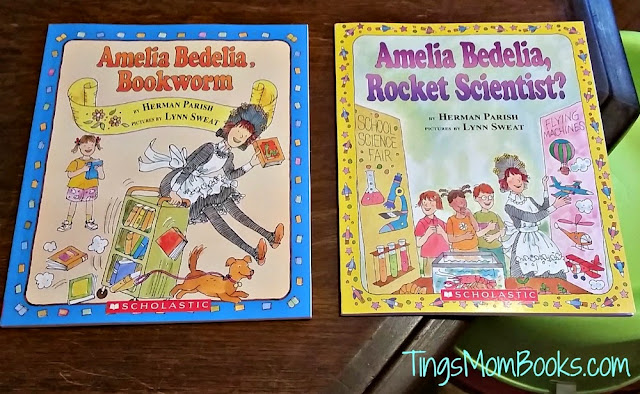 amelia bedelia reader set