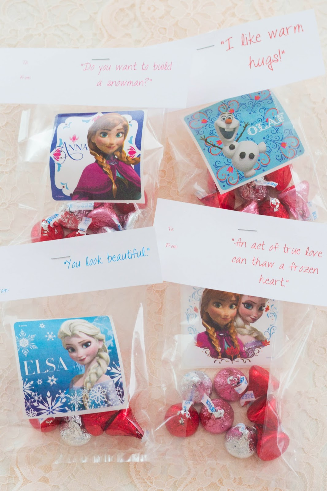 Do It Yourself Divas DIY Frozen Valentine Cards And Free