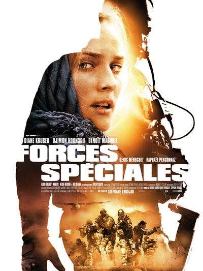 Fuerzas Especiales DVDRip Latino