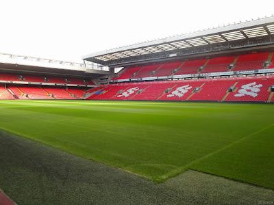 Estadio de Anfield.