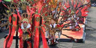 Banyuwangi ethno carnival 2015