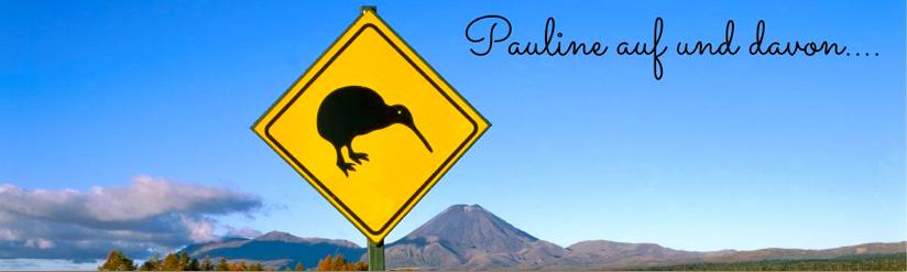 Pauline auf und davon!