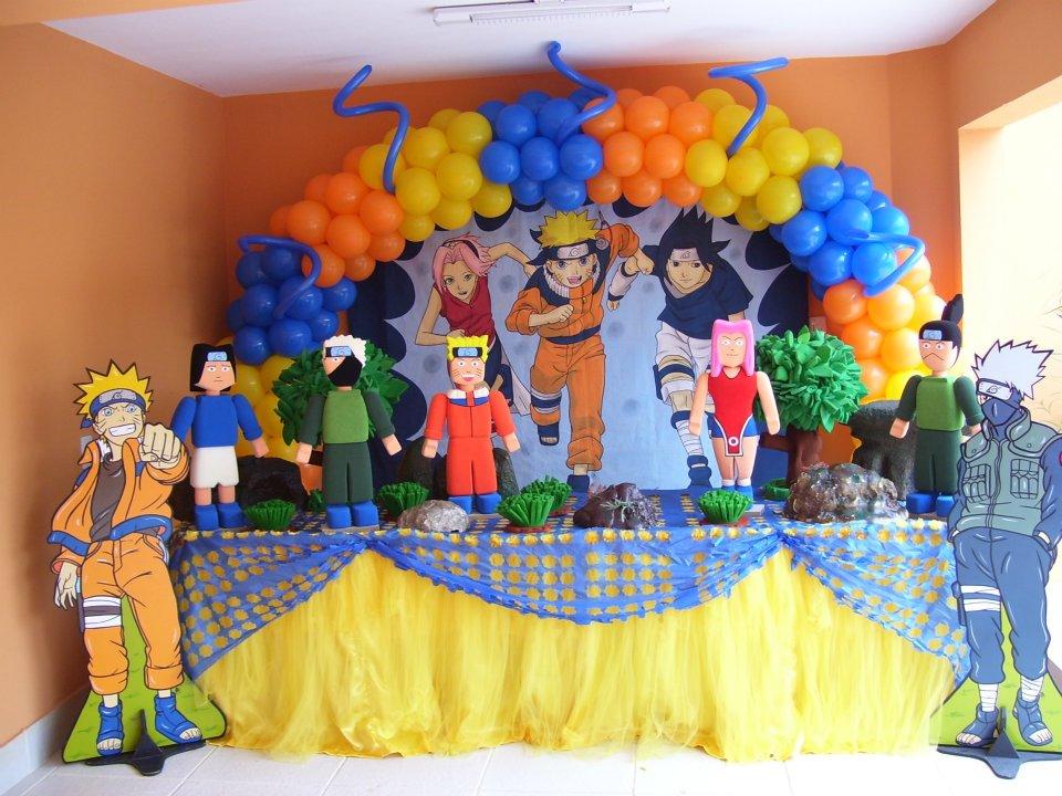 decoracao festa naruto:Lólefe Festas : Naruto