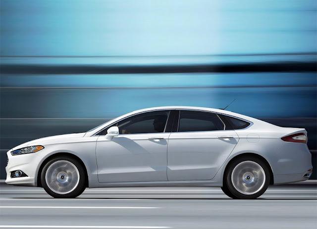 フォード・フュージョン Ford Fusion 2010-現行