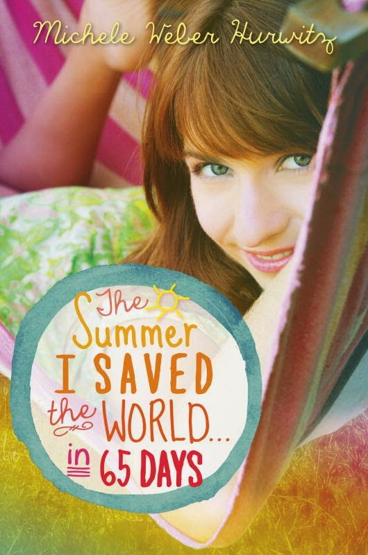 CURRENT GIVEAWAY - SIGNED COPY OF THE SUMMER I SAVED THE WORLD
