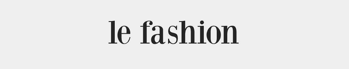 le fashion chic by Elizabeth Santana