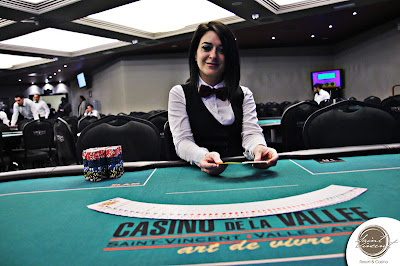 Main Eventi di Poker Texas hold'em al Saint-Vincent Resort & Casino