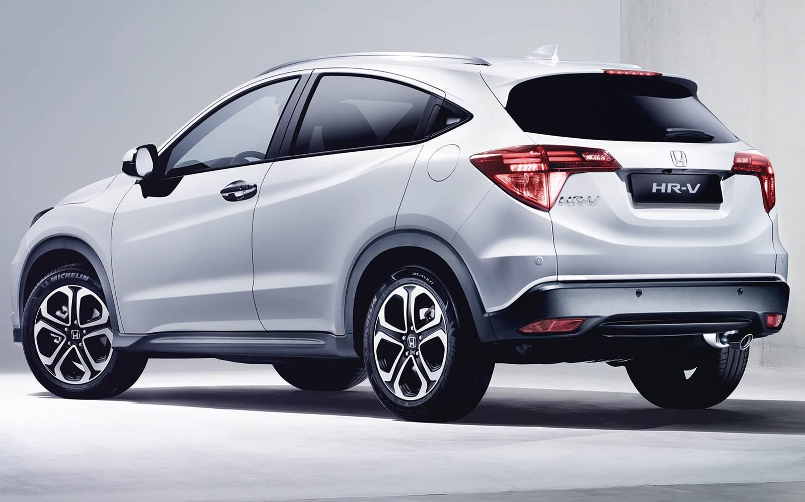 Novo Honda HR-V 2015 - versão europeia