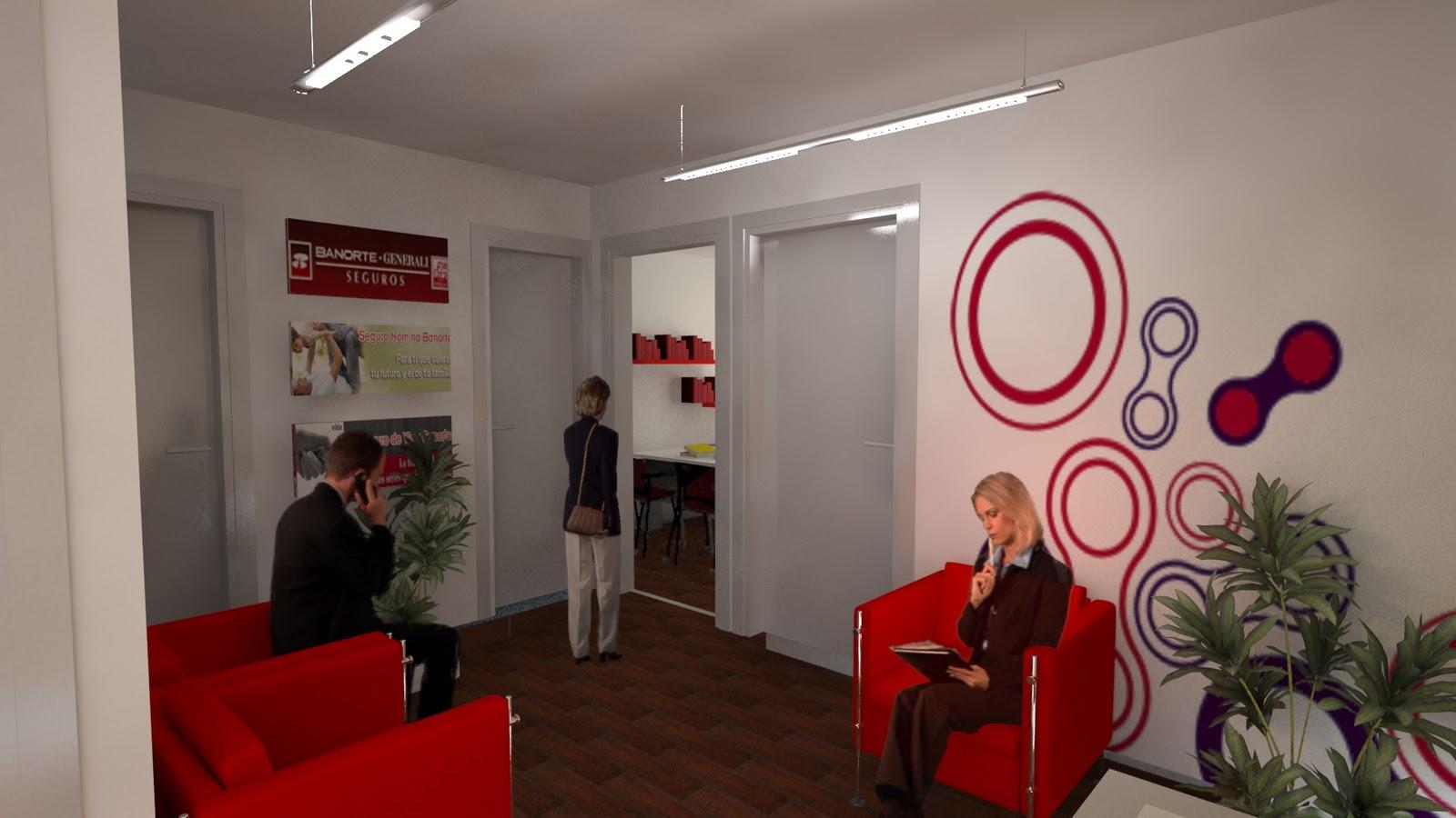 Arces construcci n y proyecto proyecto de remodelaci n for Remodelacion oficinas