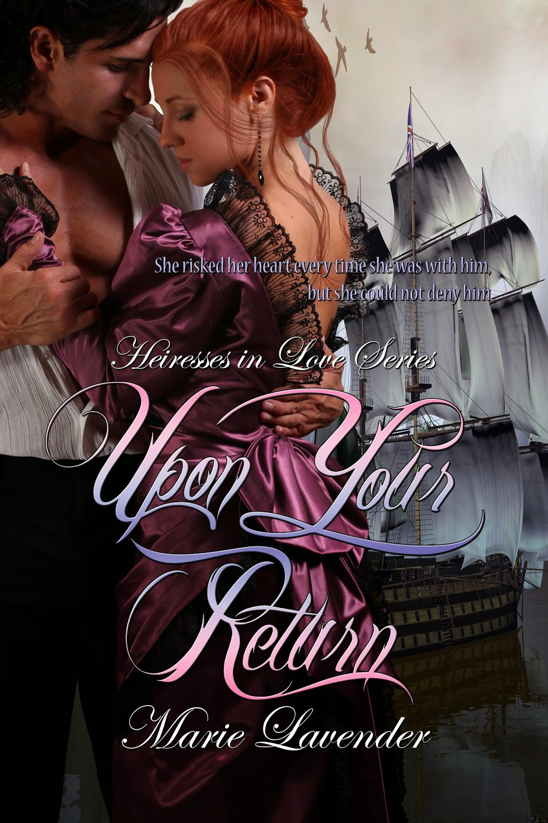 http://www.amazon.com/Upon-Your-Return-Marie-Lavender/dp/1484978099/ref=tmm_pap_title_0?ie=UTF8&qid=1392423309&sr=8-1