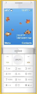 Spice S-9090 Mobile Phone