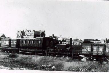 Lee Station 1928