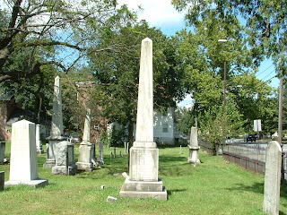 Old Town Cemetery: Preserving A Newburgh Treasure