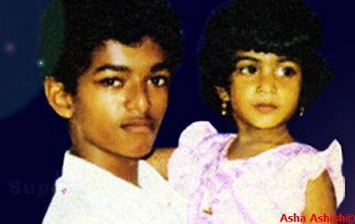 Vijay and Sister
