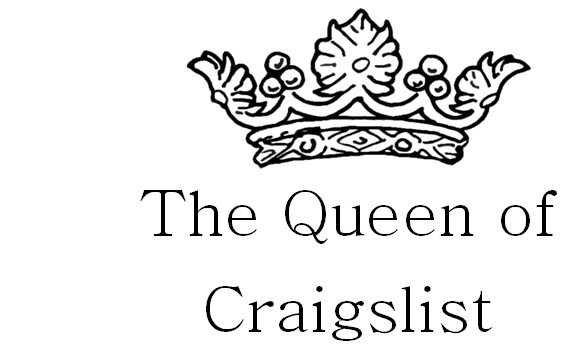 The Queen of Craigslist