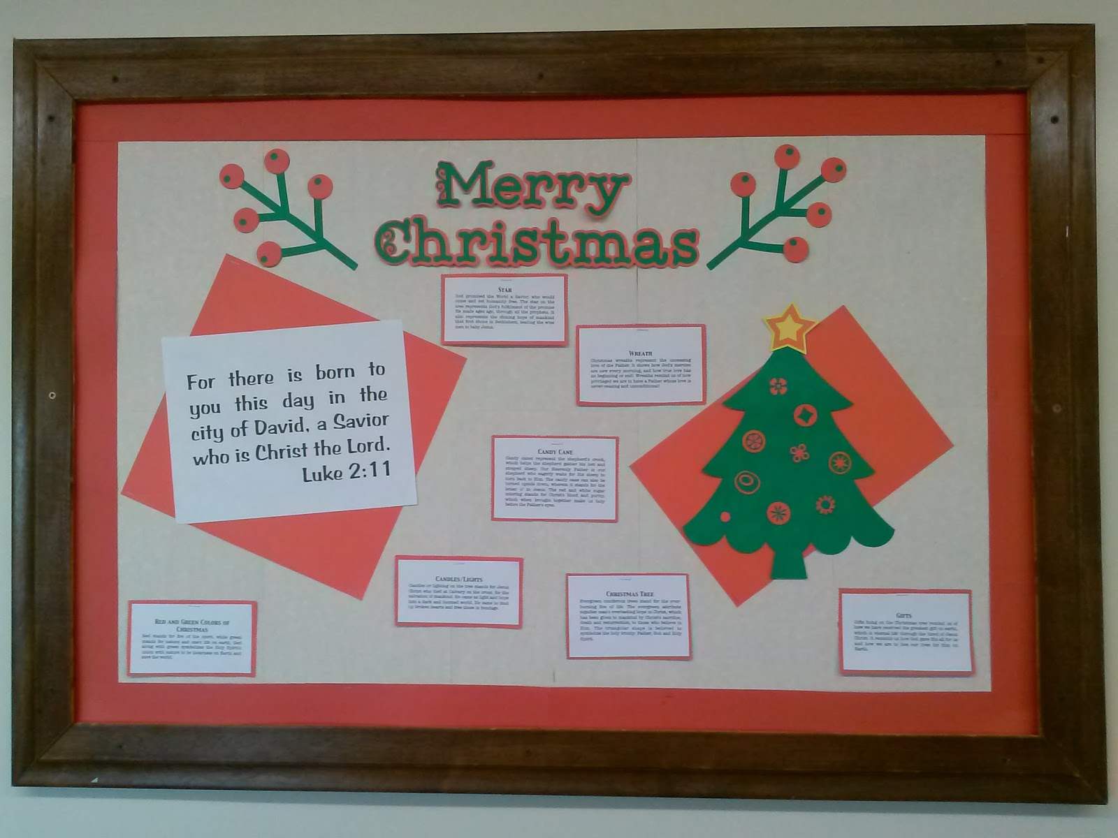 Just ask alice bulletin boards for christmas i wanted to put the bible verse in navajo again but i also wanted to add the meaning of christmas symbols from a christian perspective and biocorpaavc
