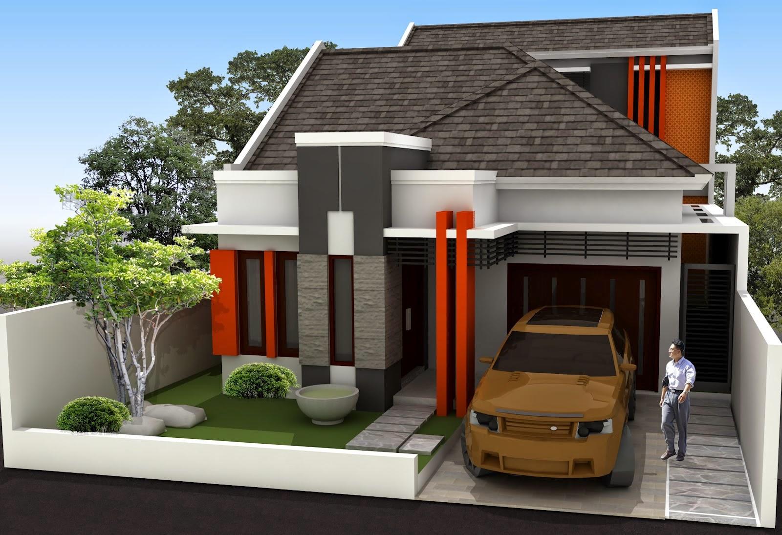Rumah Mungil Elegan Desain Rumah Minimalis