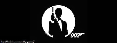 Couverture facebook HD james bond