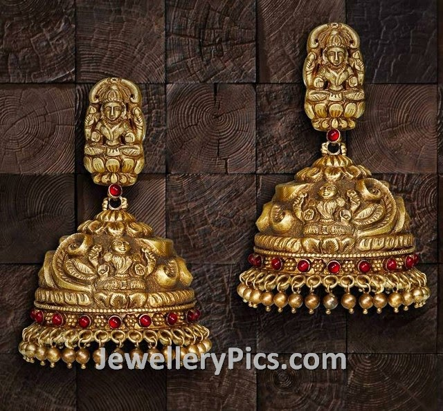 antique finish lakshmi buttalu