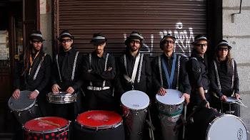 Batucada Madrid - Hakuna Ma Samba