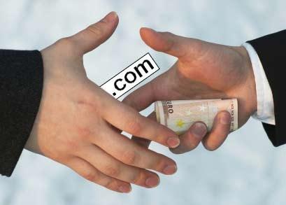 vender dominio