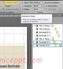 Memaksimalkan Animasi Pada Powerpoint