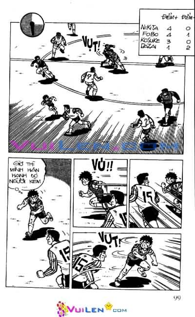 Jindodinho - Đường Dẫn Đến Khung Thành III  Tập 13 page 99 Congtruyen24h