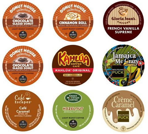 k-cup flavors