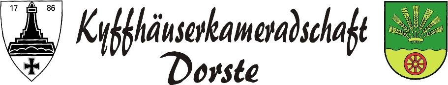 Kyffhäuser Kameradschaft Dorste
